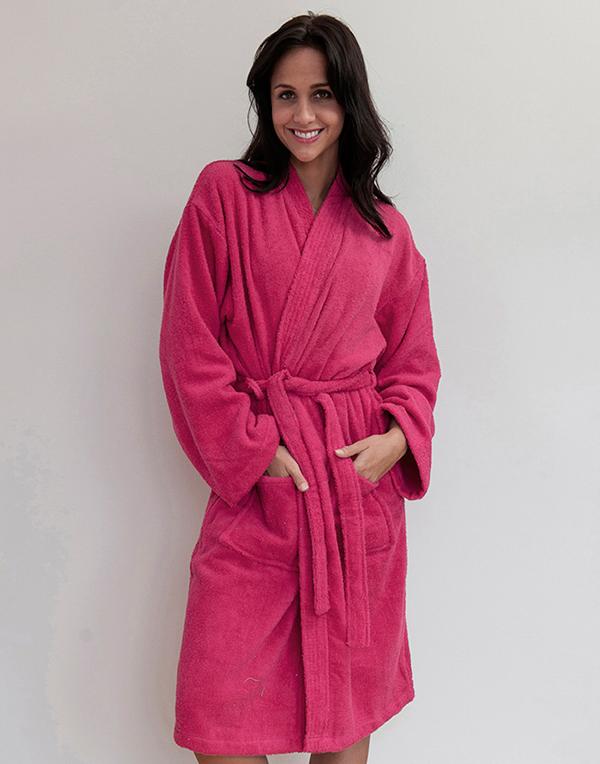 Gants Bathroom Robe Female